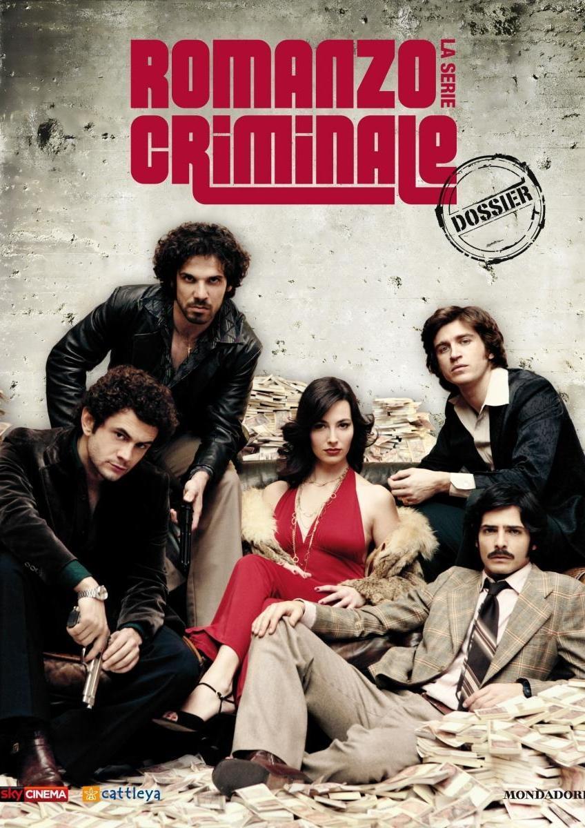 Roma criminal serie de tv 2008 filmaffinity for Oficina de infiltrados serie filmaffinity