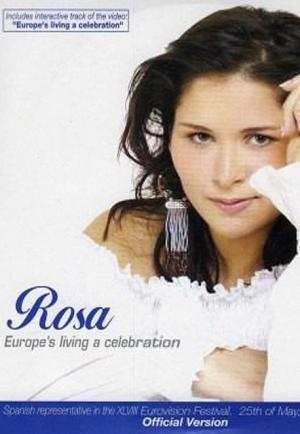 Rosa López: Europe´s Living A Celebration (Music Video)