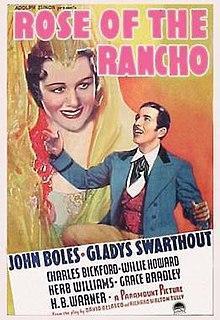 La rosa del rancho