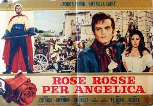 Rose rosse per Angelica