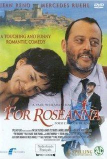 Por amor a Rosana