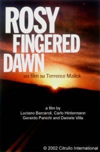 Rosy-Fingered Dawn: un film su Terrence Malick