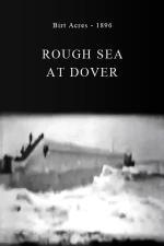 Rough Sea at Dover (C)