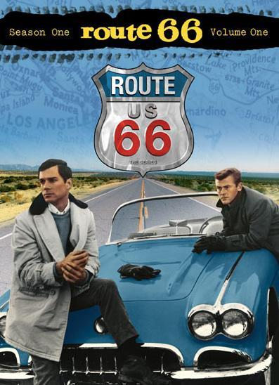 Route TV Series FilmAffinity - Route 66 tv show car