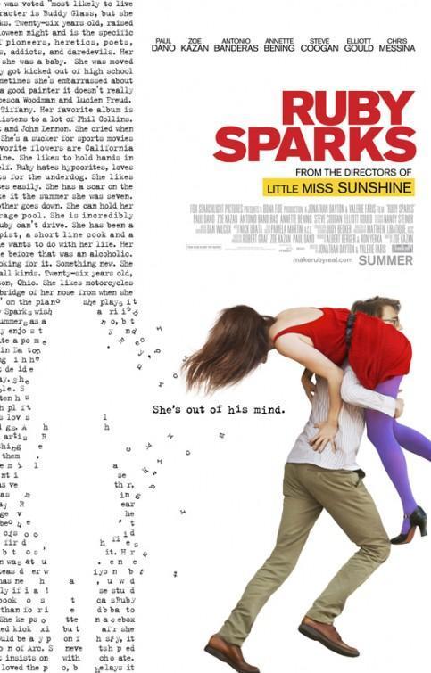 Resultado de imagen de ruby sparks