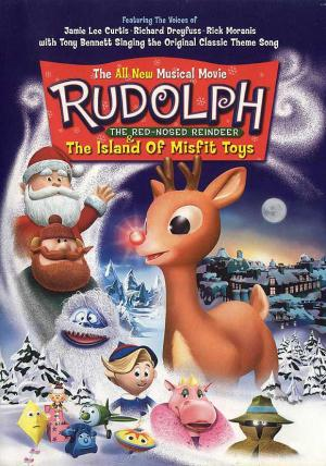 Rudolph, the Red-Nosed Reindeer & the Island of Misfit Toys