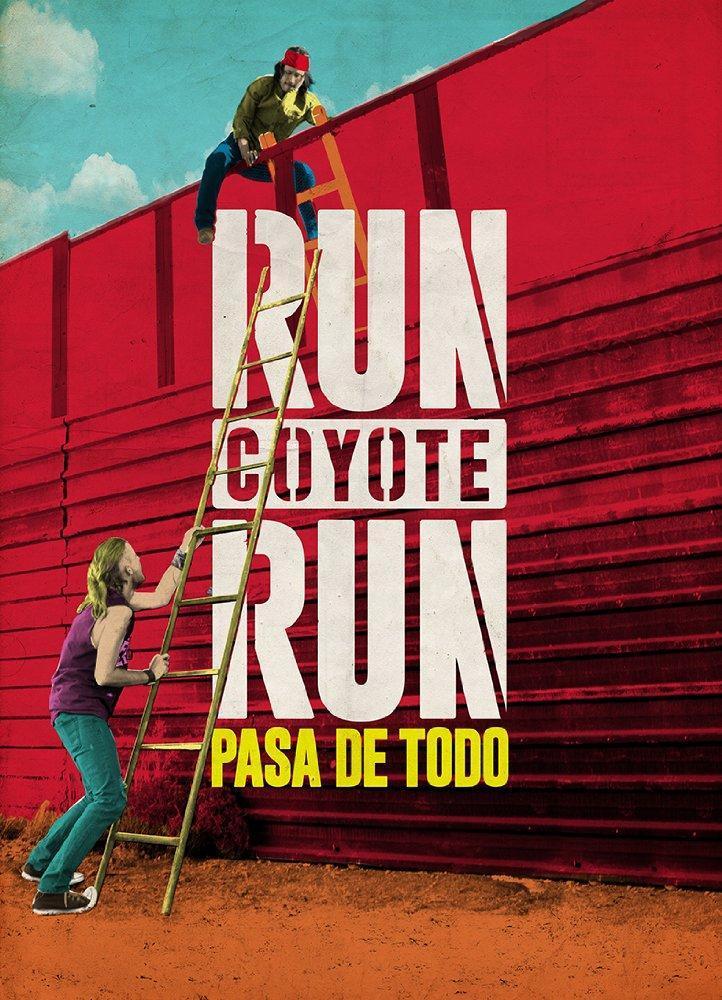 Run Coyote Run (Serie de TV) (2017) Temporada 1 y 2 [720p] [Latino [MEGA]