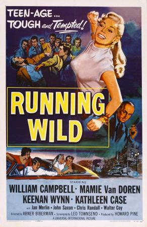 Running Wild (The Girl in the Cage)