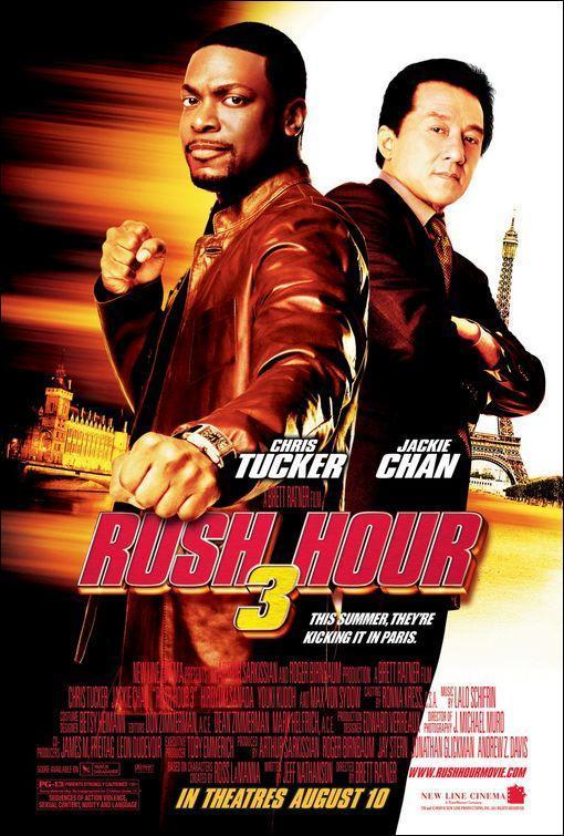 Una pareja explosiva 3 (2007) HD Latino 1 LINK