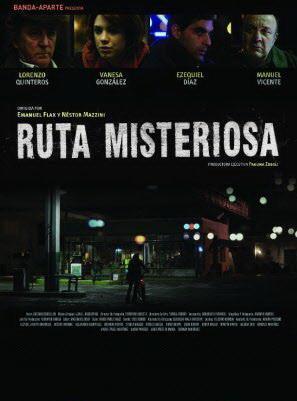 Ruta misteriosa (Miniserie de TV)