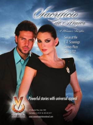 Sacrificio de mujer (Serie de TV)