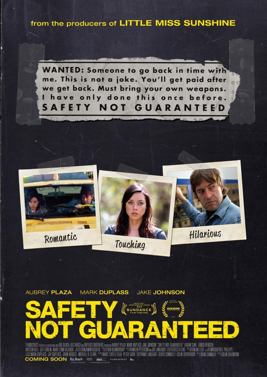 seguridad no garantizada 2012 filmaffinity