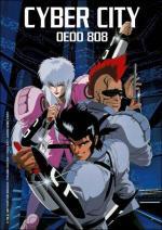 Saibâ Shitei OEDO 808 (Cyber City Oedo 808)
