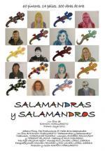 Salamandras y salamandros