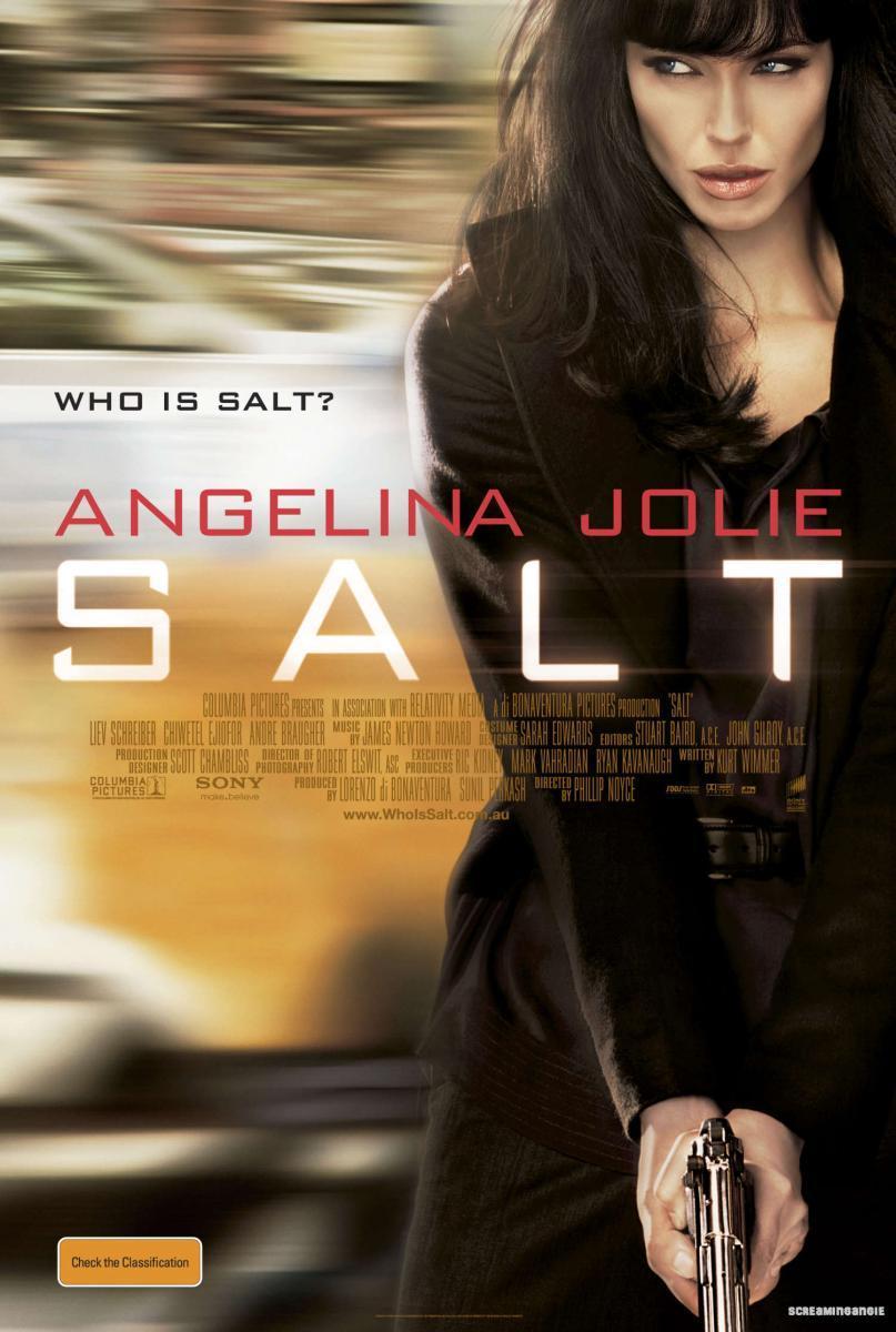 Agente Salt (2010) BRRip 1080p Latino – Ingles