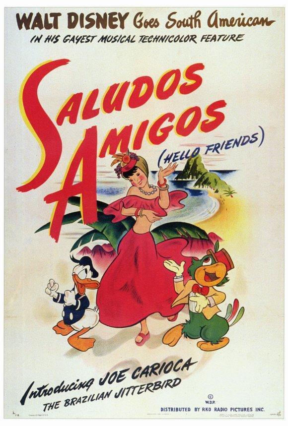 Saludos Amigos (1942) ()