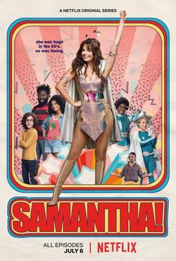 Samantha! (Serie de TV) (2018) Temporada 1 y 2 [720p] [Latino-Inglés] [MEGA]