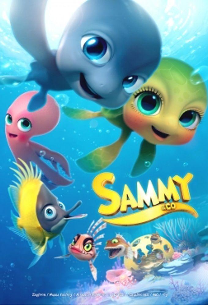 Sammy y compa ia serie de tv 2014 filmaffinity - Samy scoobidoo ...