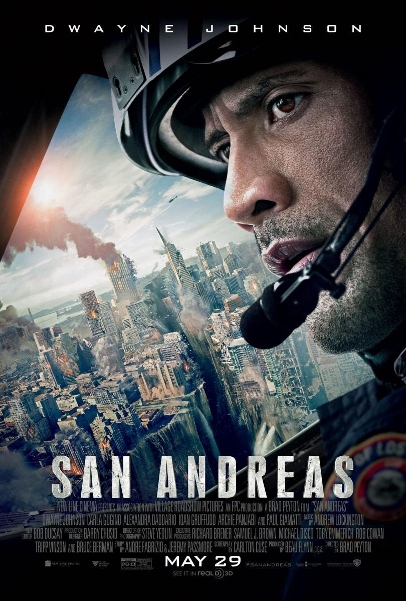Terremoto: La Falla de San Andrés [2015][Esp Latino][1080p][MEGA]