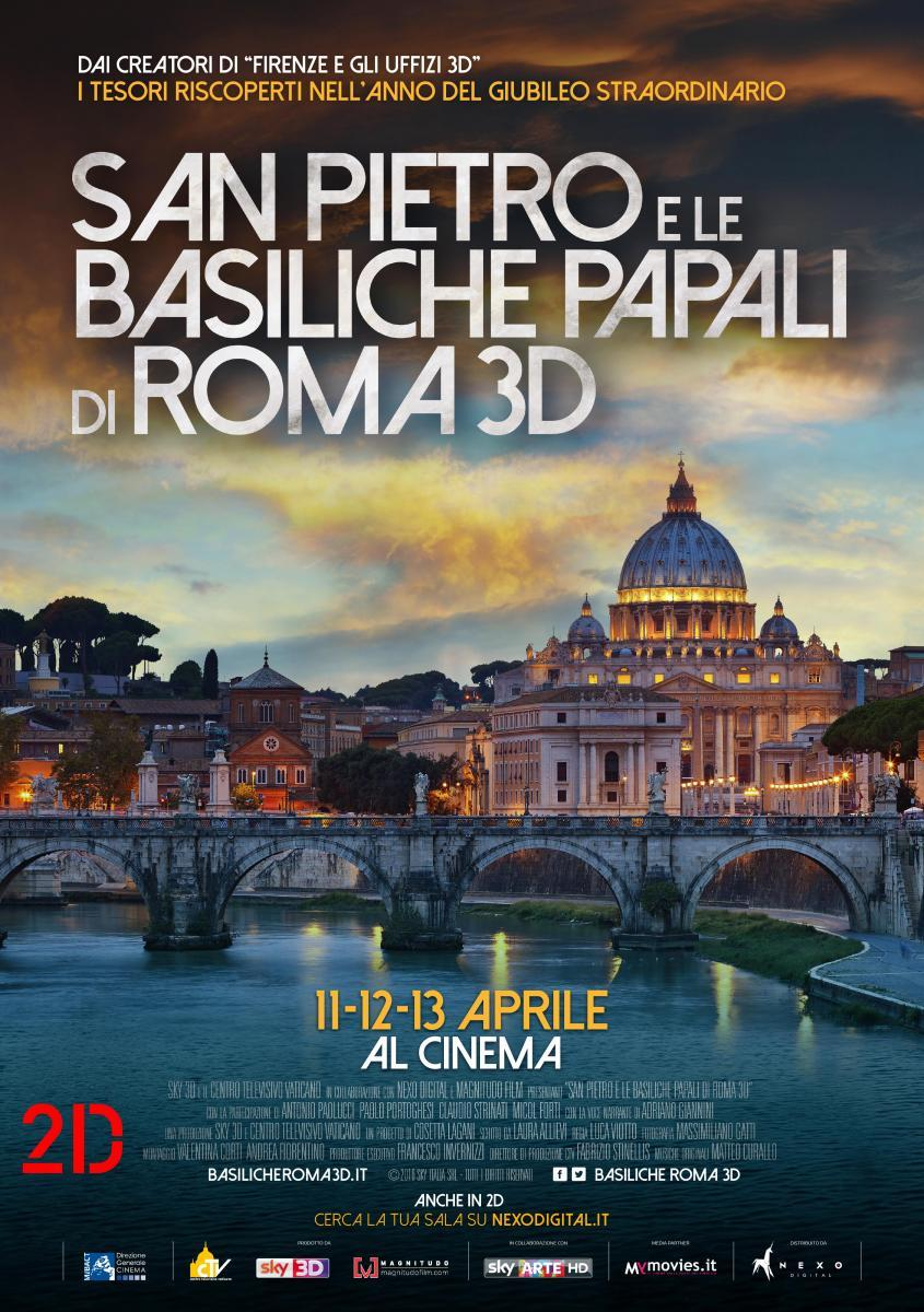 San pedro y las bas licas papales de roma en palma 2016 for Palma di san pietro