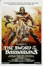 Sangraal, la spada di fuoco (The Sword of the Barbarians)