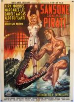 Samson and the Sea Beast