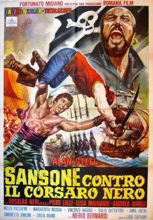 Sansón contra el corsario negro