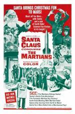 Santa Clos conquista los marcianos