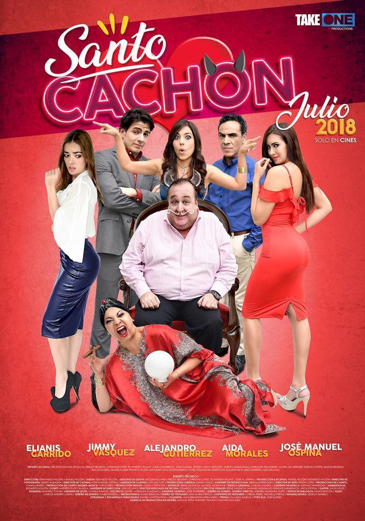 Santo cachón (2018)1080p Latino MEGA ()