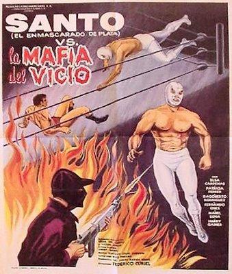 Santo Contra La Mafia Del Vicio Subtitles English French Movie free download HD 720p