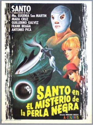 Santo en el misterio de la perla negra 1974 filmaffinity - Acantilado filmaffinity ...