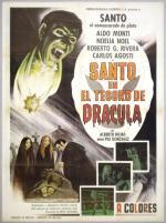 Santo en El tesoro de Drácula
