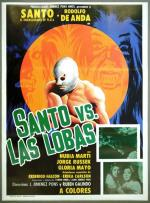 Santo vs. the She-Wolves