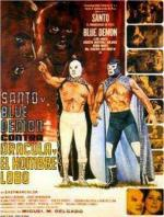 Santo & Blue Demon vs. Dracula & the Wolfman