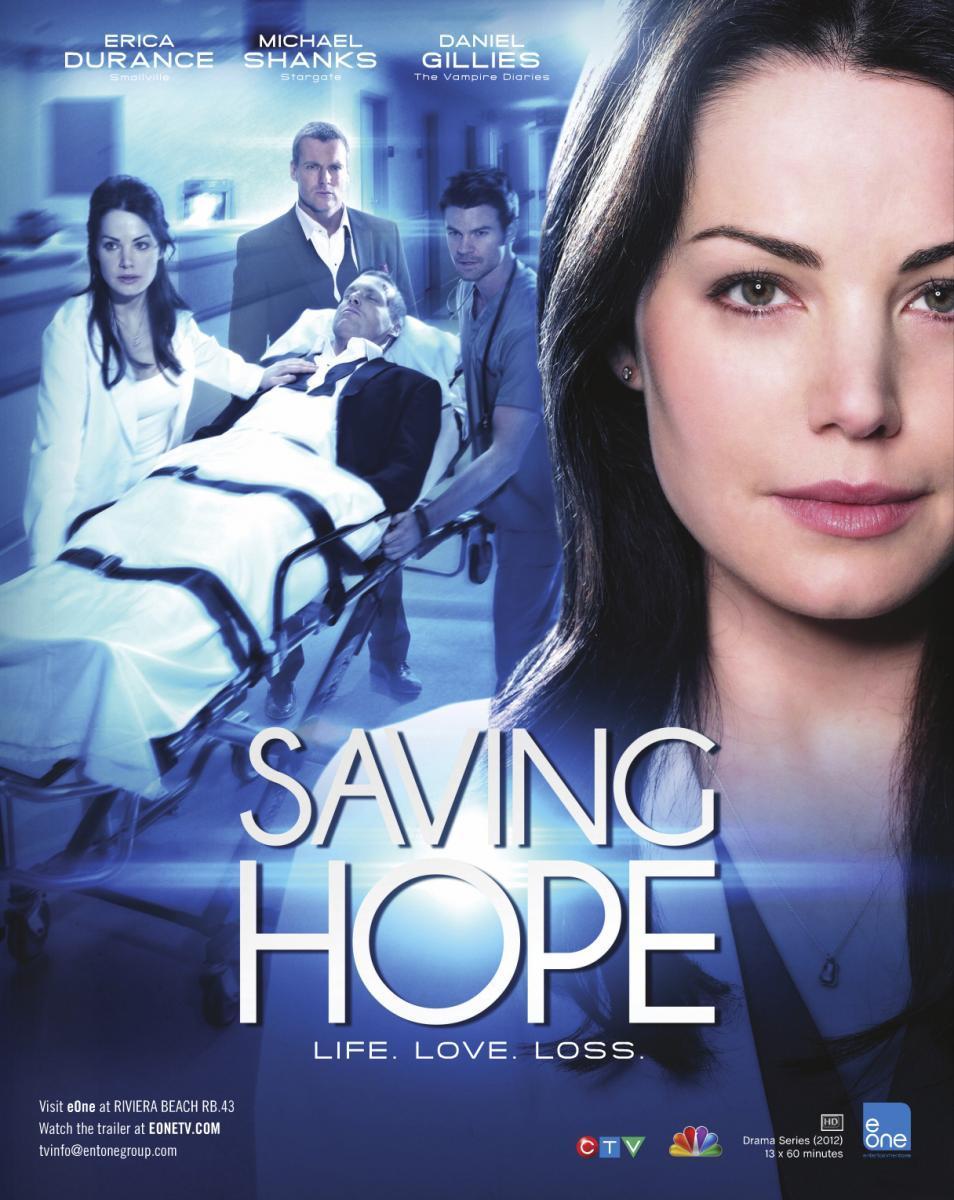 Saving hope serie de tv 2012 filmaffinity for Oficina de infiltrados serie filmaffinity