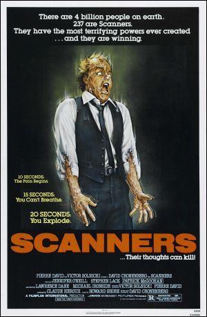 Scanners [1981][Castellano][1080p][Google Drive]