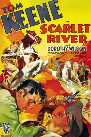 El río Escarlata