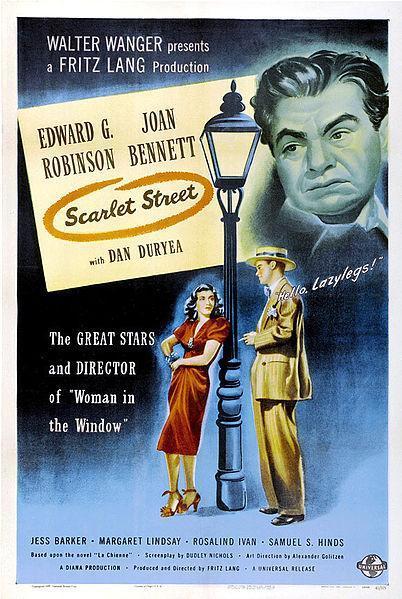 Últimas películas que has visto (las votaciones de la liga en el primer post) - Página 2 Scarlet_street-264237953-large