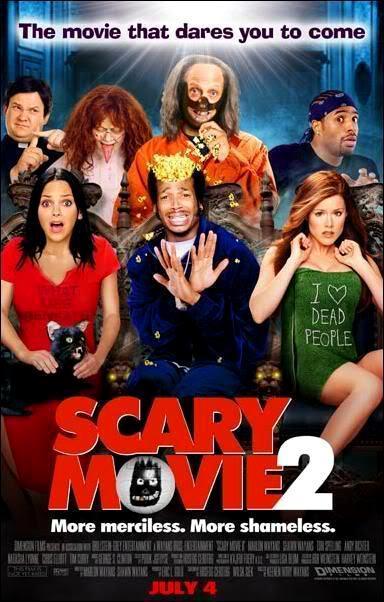 Scary Movie 2 – Otra película de miedo (2001)