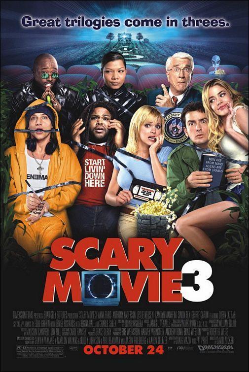 Scary Movie 3 [1080p] [Castellano-Ingles] [MEGA]