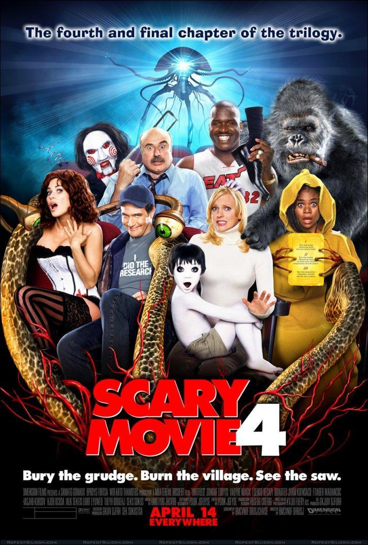 Scary Movie 4 [1080p] [Castellano-Ingles] [MEGA]