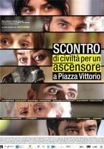 Clash of Civilization Over an Elevator in Piazza Vittorio