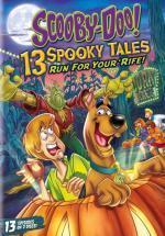 Scooby Doo! 13 cuentos espeluznantes, ¡Corre por tu vida!