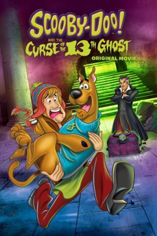 Scooby-Doo! y La Maldición del Fantasma Numero 13 [1080p] [Latino-Ingles] [MEGA]
