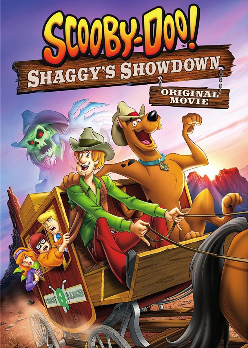 Scooby-Doo! El conflicto de Shaggy (2017) ()