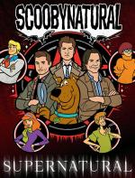 Scooby Doo & Supernatural in ScoobyNatural (TV)