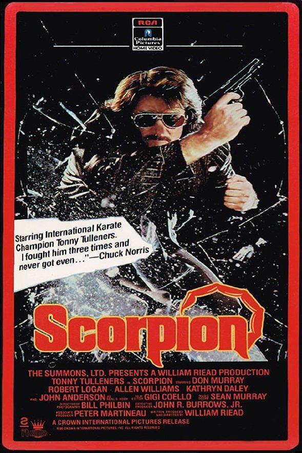 Scorpions Film
