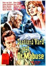 Scotland Yard in Pursuit of Dr. Mabuse