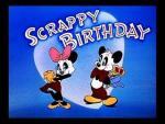 Scrappy Birthday (C)
