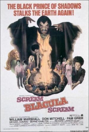 ¡Grita Blácula Grita! (Drácula Negro II)
